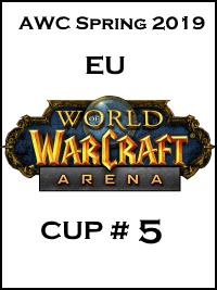 AWC Spring 2019 - EU Cup #5