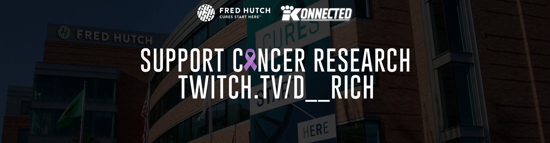 Fred Hutch and D_Rich Combine to Combat Cancer Research!!!