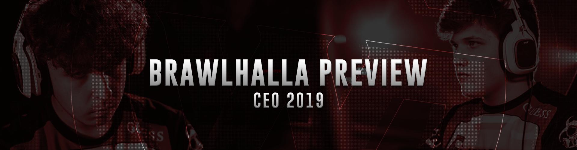 Brawlhalla Preview: CEO 2019