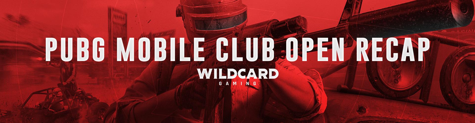 PUBG Mobile Club Open Recap