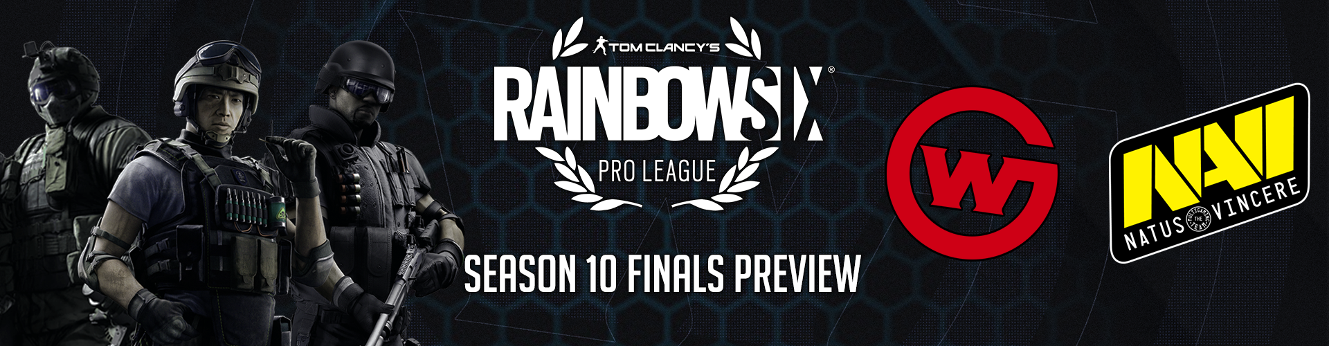 Rainbow Six Siege | Season 10 Finals Preview