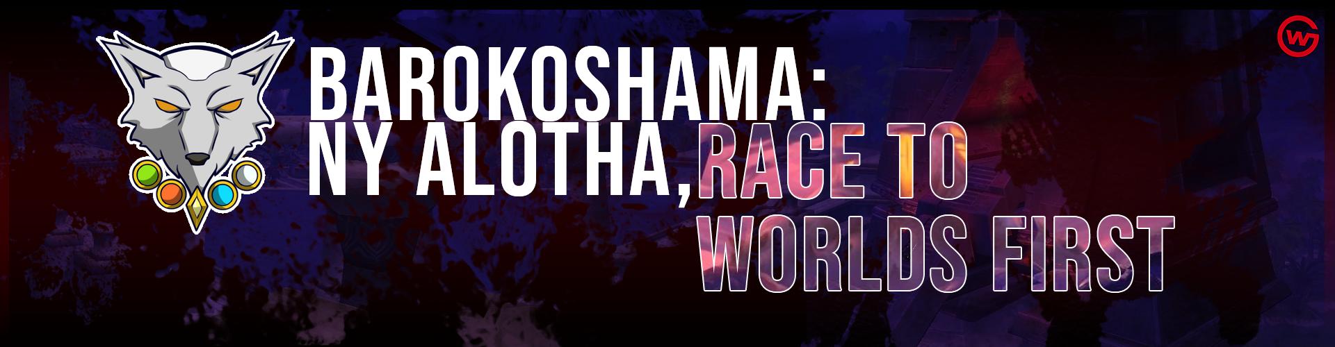 Barokoshama: Ny'Alotha, Race to Worlds First