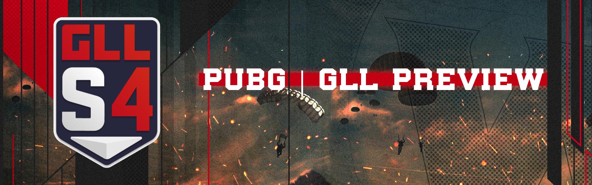 PUBG | GLL Grand Finals Preview