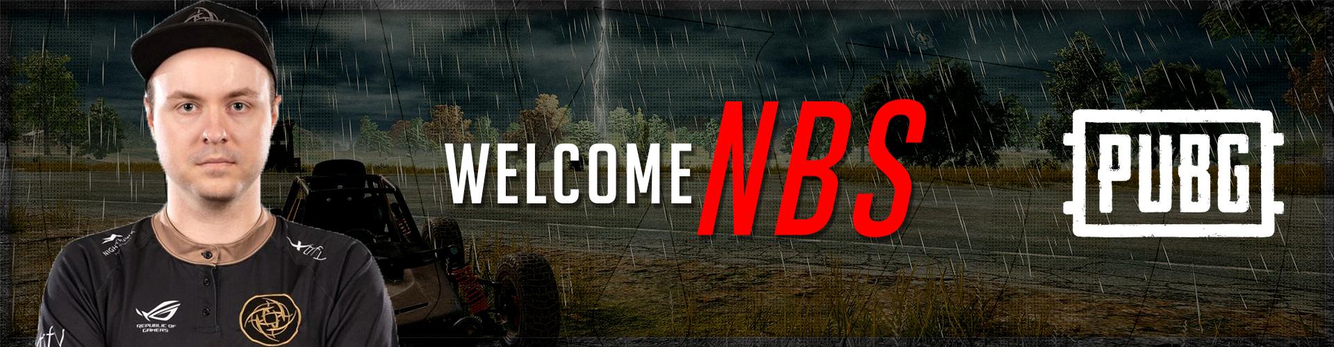 PUBG | Welcome Coach NBS
