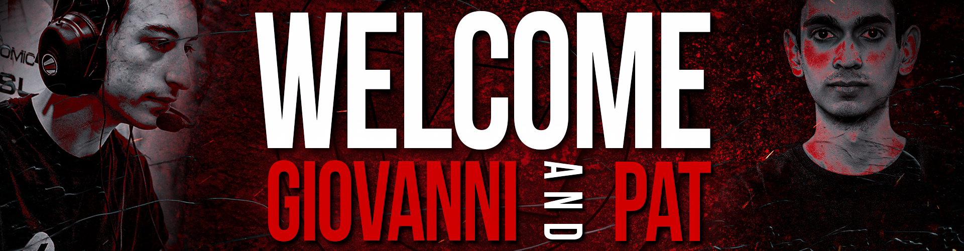 Rainbow Six | Welcome Giovanni & Pat
