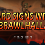 Wildcard signs the #1 ranked Brawlhalla Player: Wrenchd!