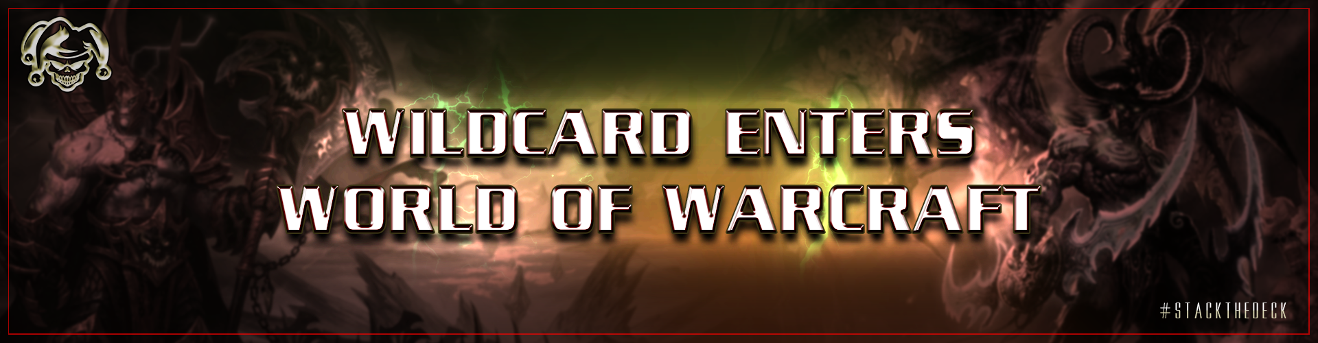 Wildcard Enters World of Warcraft!