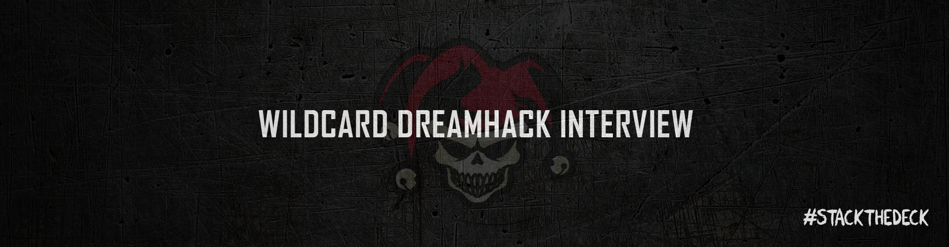 Wildcard Dreamhack Interview!