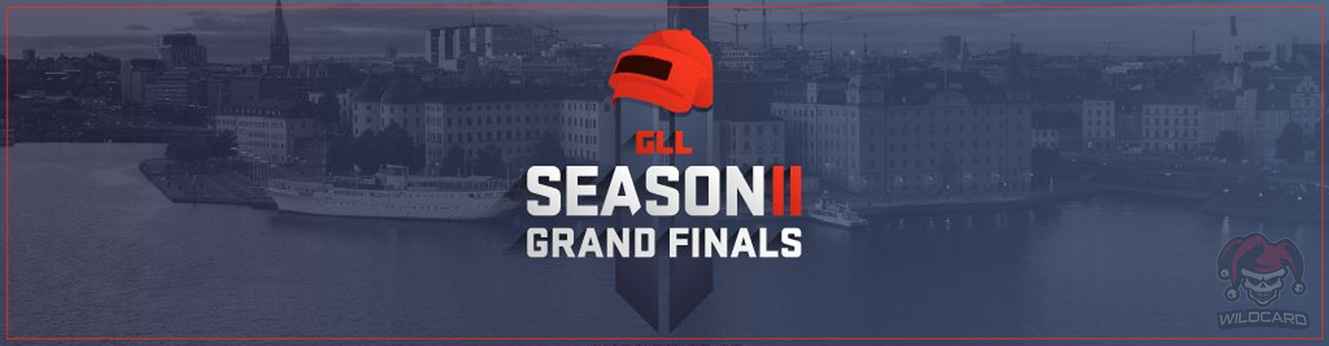 Wildcard PUBG Going to Sweden for the GLL Finals!